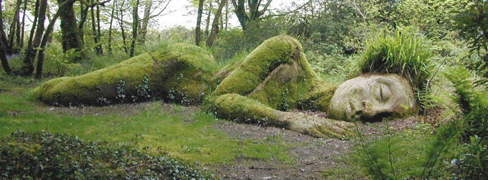 Les jardins perdus de Heligan 1