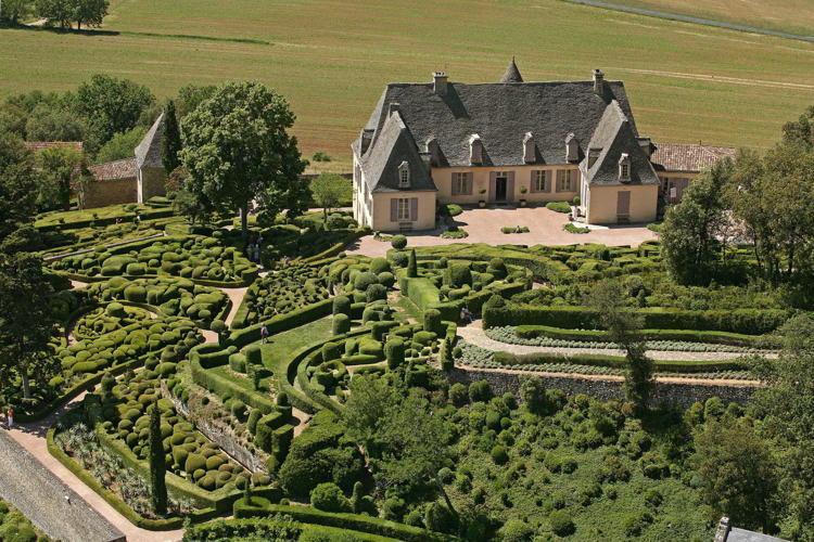 Les jardins suspendus de Marqueyssac 1