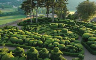 Les jardins suspendus de Marqueyssac 2