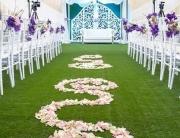 Gazon synthétique pour mariages
