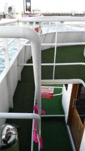 Pelouse synthétique bateaux